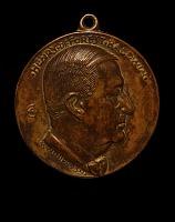 view Henry De Forest Baldwin Portrait Medal (obverse) digital asset number 1