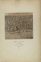 view De Iss qui Acciderunt in Reditu Post Comestum Illud Mancipium. (from book, Americae, part three) digital asset number 1