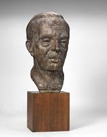 view Portrait of Dr. Leonard Carmichael digital asset number 1