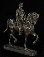 view Lafayette (model for colossal statue) digital asset number 1