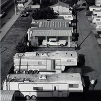 view Boulevard Trailer Court, Long Beach, California, from the Long Beach Documentary Survey Project digital asset number 1
