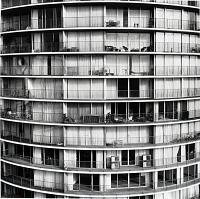 view International Tower, Long Beach, California, from the Long Beach Documentary Survey Project digital asset number 1