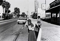 view Public Transit Areas, 10th St. and Long Beach Blvd., Looking East, from the Long Beach Documentary Survey Project digital asset number 1
