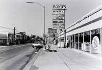 view Public Transit Areas, 4th St. and Bonito Ave., Looking North, from the Long Beach Documentary Survey Project digital asset number 1