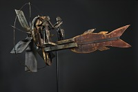 view Whirligig with Fish and Pumping Figures digital asset number 1