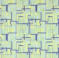 """view Untitled (scarf design """"F"""") digital asset number 1"""