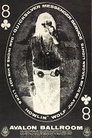 view Black and White Indian (Quicksilver Messenger Service, Howlin' Wolf...Avalon Ballroom, San Francisco, California 7/26/68-7/28/68) digital asset number 1
