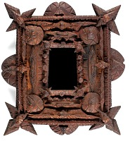 view Frame with mirror inset digital asset number 1