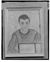 view Portrait of an Artist, [painting] / (photographed by Walter Rosenblum) digital asset number 1