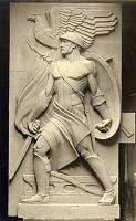 view Model for World War I Memorial [sculpture] / (photographer unknown) digital asset number 1