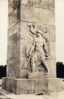 view World War I Memorial [sculpture] / (photographed by De Witt Ward) digital asset number 1
