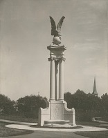 view Civil War Monument [sculpture] / (photographer unknown) digital asset number 1