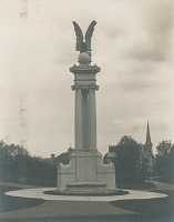 view Civil War Monument [sculpture] / (photographed by Adams Studio) digital asset number 1