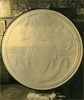 view War Memorial [sculpture] / (photographed by A. B. Bogart) digital asset number 1