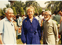 view Mary Ripley and Salim Ali, c.1980s digital asset number 1