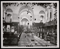 view History of the United States Exhibits, North Hall, United States National Museum digital asset number 1