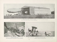 view An aeroplane ready for war from Collier's photographic history of the European War. digital asset number 1