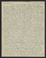 view Cleve Gray papers digital asset: Correspondence, Personal