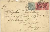 view Warring, Joseph Stephens, 1902-1909 digital asset: Charles Lang Freer's correspondence with Joseph Stephens Warring