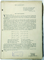 """view S-2: Corrected page-proofs of Vol.VI, """"Die Geschichte der Stadt Samarra"""" (November 28, 1945) digital asset: Excavation of Samarra (Iraq): Corrected page-proofs of Vol. VI, """"Die Geschichte der Stadt Samarra"""""""