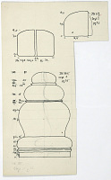 view Excavation of Samarra (Iraq): Twenty-six Drawings of Various Finds digital asset: Excavation of Samarra (Iraq): Twenty-six Drawings of Various Finds [drawing]