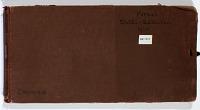 view SK-XIII Persien, Sīstān--Qūhistan digital asset: Ernst Herzfeld Papers, Series 2: Sketchbooks; Subseries 2.04: Persia, Sistan-Quhistan, 1925: Sketchbook 13
