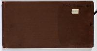 view SK-XIV Sīstān -Tehrān, 1929 digital asset: Ernst Herzfeld Papers, Series 2: Sketchbooks; Subseries 2.05: Persia, Sistan-Tehran, 1929: Sketchbook 14