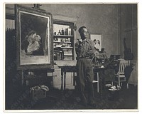 Photograph of Yasuo Kuniyoshi