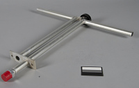 view Dipole Antenna, Receiver, Space Surveillance Fence digital asset number 1
