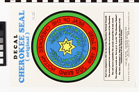 thumbnail for Image 1 - Cherokee Seal