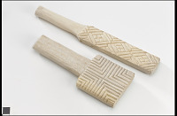 thumbnail for Image 2 - Pottery paddle