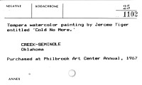 thumbnail for Image 3 - Cold No More