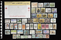 view Postage stamps digital asset number 1