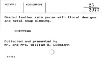 thumbnail for Image 3 - Coin purse