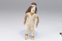thumbnail for Image 1 - Male doll