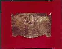 thumbnail for Image 2 - Funerary mask