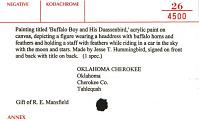 thumbnail for Image 2 - Buffalo Boy and His Duesenbird