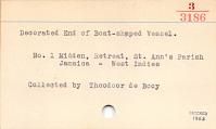 thumbnail for Image 3 - Vessel fragment/Potsherd