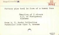 thumbnail for Image 2 - Pipe bowl