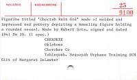 thumbnail for Image 2 - Choctah Rain God