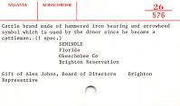 thumbnail for Image 2 - Branding iron