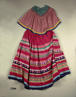 thumbnail for Image 1 - Woman's skirt and cape
