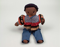 thumbnail for Image 2 - Male doll