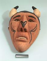 thumbnail for Image 1 - Buffalo mask