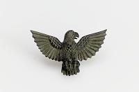 thumbnail for Image 1 - Eagle figure