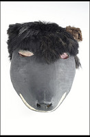thumbnail for Image 1 - Bear mask