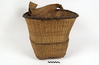 thumbnail for Image 2 - Burden basket with burden strap