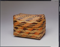 thumbnail for Image 2 - Basket with cover