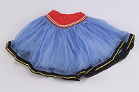 thumbnail for Image 1 - Girl's cape/overblouse