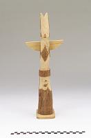 thumbnail for Image 1 - Totem pole model